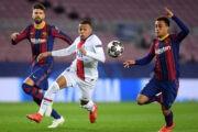 Прогноз на футбол: ПСЖ – Барселона, Лига чемпионов, 1/8 финала (10/03/2021/23:00)