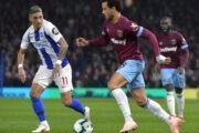 Прогноз на футбол: Брайтон – Вест Хэм, Англия, АПЛ, 36 тур (15/05/2021/22:00)