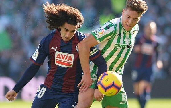 Прогноз на футбол: Эйбар – Бетис, Испания, Ла Лига, 36 тур (13/05/2021/21:00)