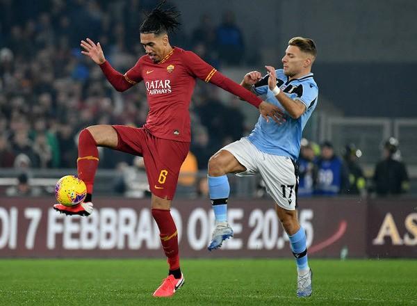 Прогноз на футбол: Рома – Лацио, Италия, Серия А, 37 тур (15/05/2021/21:45)