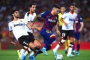 Прогноз на футбол: Валенсия – Барселона, Испания, Ла Лига, 34 тур (02/05/2021/22:00)