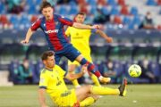 Прогноз на футбол: Кадис – Леванте, Испания, Ла Лига, 1 тур (14/08/2021/18:30)