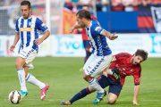 Прогноз на футбол: Алавес – Осасуна, Испания, Ла Лига, 5 тур (18/09/2021/22:00)