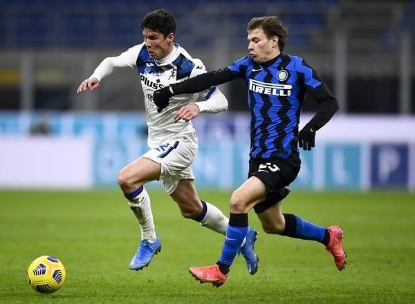 Прогноз на футбол: Интер – Аталанта, Италия, Серия А, 6 тур (25/09/2021/19:00)