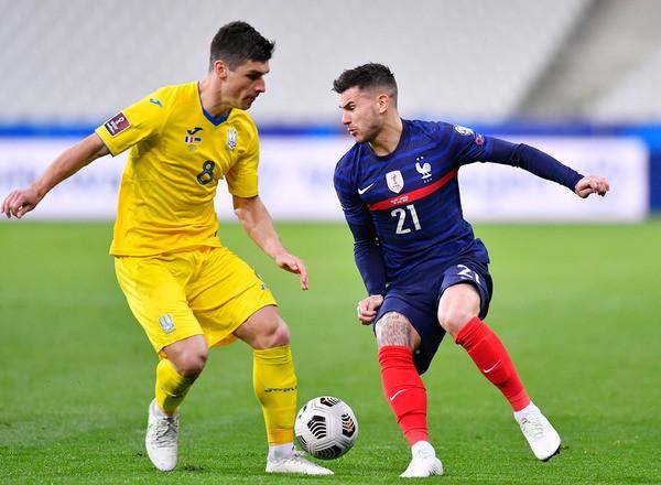 Прогноз на футбол: Украина – Франция, ЧМ-22, Квалификация, 5 тур (04/09/2021/21:45)