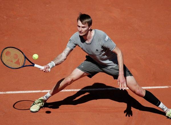 Прогноз на теннис: Кецманович – Бублик, ATP, Нур-Султан, Казахстан (23/09/21/07:00)