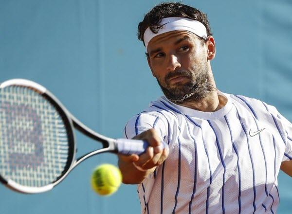 Прогноз на теннис: Фучович – Димитров, ATP, Сан-Диего, США (27/09/21/23:00)