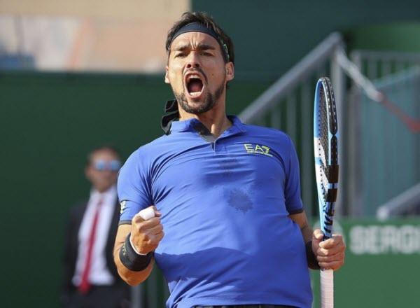 Прогноз на теннис: Фоньини – Накасима, ATP, Сан-Диего, США (27/09/21/23:00)