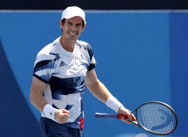 Прогноз на теннис: Нисикори – Маррей, ATP, Сан-Диего, США (27/09/21/23:00)