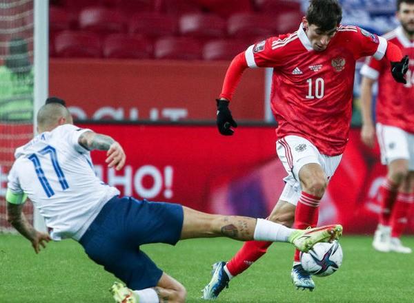Прогноз на футбол: Словения – Россия, ЧМ-22, Квалификация, 8 тур (11/10/2021/21:45)