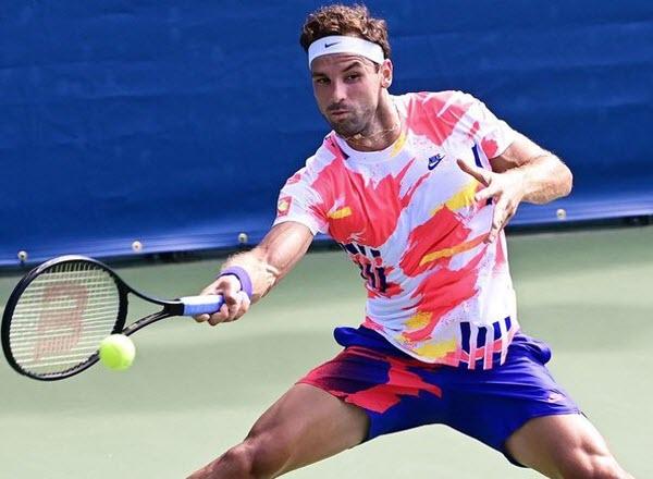 Прогноз на теннис: Димитров – Альтмайер, ATP, Индиан-Уэллс, США (09/10/21/21:00)