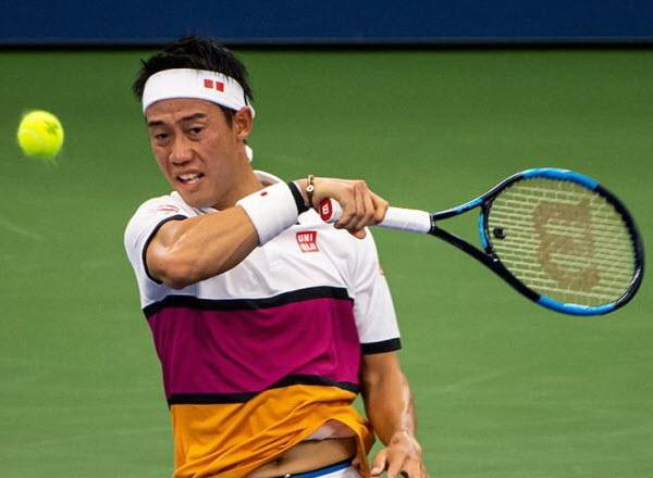 Прогноз на теннис: Нисикори – Эванс, ATP, Индиан-Уэллс, США (09/10/21/21:00)